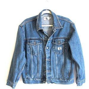 Vintage Calvin Klein Jean Jacket 😍